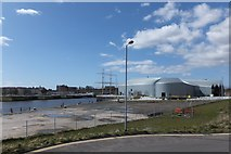NS5565 : Museum of Transport and Tall Ship Glenlee by Barbara Carr