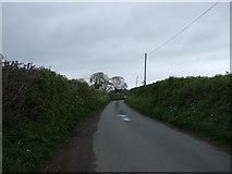 ST6288 : Munbleys Lane  by JThomas
