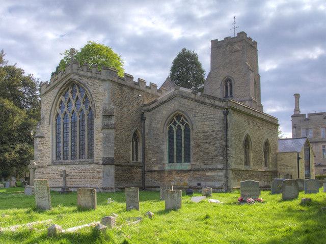 Church of the Holy Trinity, Orton Longueville