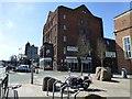 NY0028 : Washington Central Hotel, Workington by Kenneth  Allen