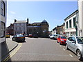 NY0028 : Market Place, Workington by Kenneth  Allen