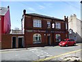 NY0028 : The Red House, Workington by Kenneth  Allen