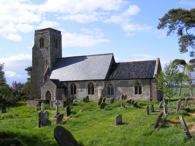 St.Lawrence Church,  Ilketshall St.Lawrence