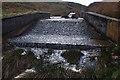 SD5556 : Water intake, Castle Syke by Ian Taylor