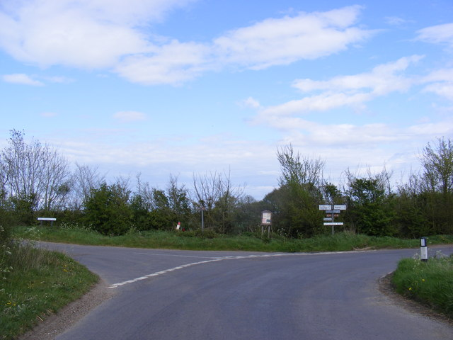 Top Road, Ilketshall St. Andrew