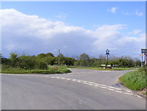 TM3886 : Ringsfield Road, Ilketshall St.Andrew by Adrian Cable