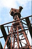 TF4077 : Wind pump (disused) near Belleau Bridge by Chris