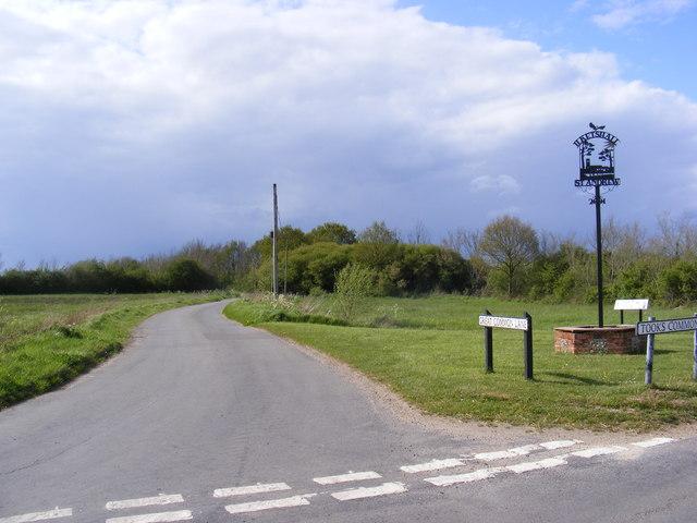 Great Common Lane, Ilketshall St.Andrew