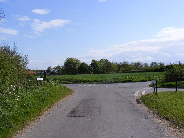 Tooks Common Lane, Ilketshall St.Andrew
