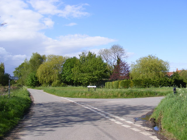 Chapel Road, Ilketshall St.Andrews
