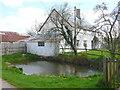 ST7411 : Holebrook Green Farm by Nigel Mykura