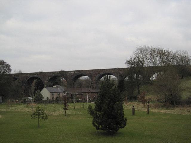 Little Salkeld Viaduct
