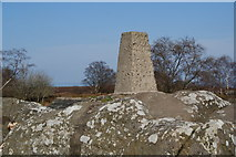 SE2065 : Trig point at Brimham Rocks by Bill Boaden