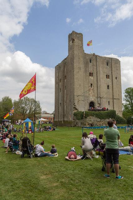 Castle Hedingham, Colne Valley, Essex