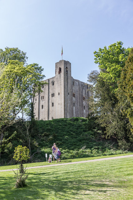 Castle Hedingham, Colne Valley, Essex
