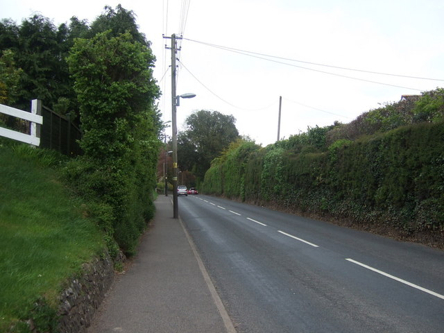 Blundell's Road, Tiverton