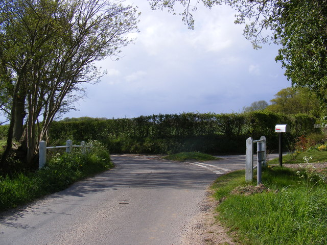 Mill Lane, Ilketshall St.John