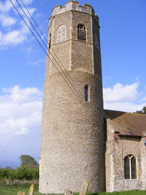 Ilketshall St.Andrew Church Tower