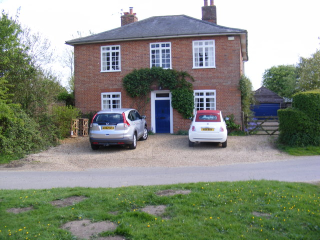 The Old Vicarage, School Road