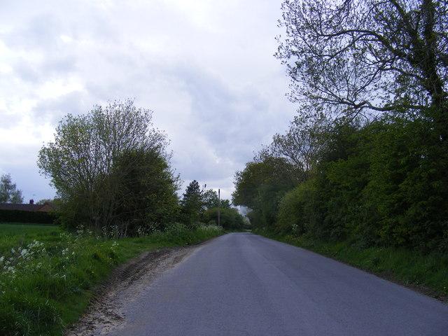 Top Road, Ilketshall St. Andrew
