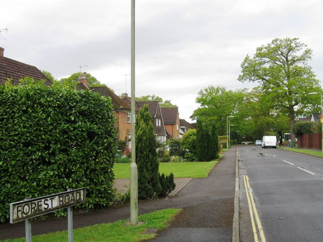 Forest Road, Chandler's Ford