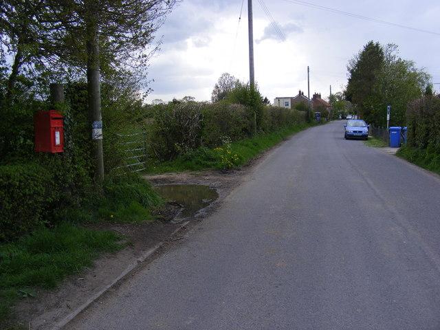 Top Road & Top Road Postbox