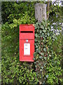 TM3786 : Top Road Postbox by Adrian Cable