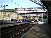 SJ3590 : The platform ends at Liverpool Lime Street by Richard Vince