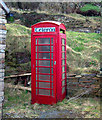 B9935 : Telephone box near Dunfanaghy by Rossographer