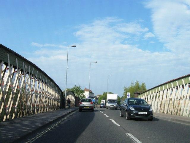 Northam Road, over railway