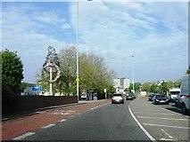 SU4212 : Northam Road by Alex McGregor