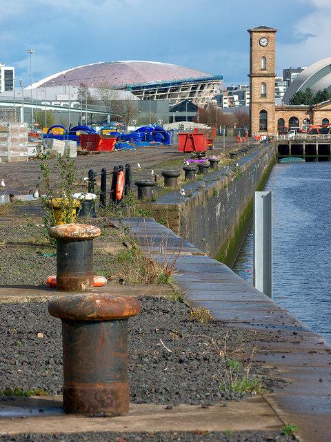 Yorkhill Quay, Glasgow