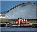 NS5665 : The 'Waverley' at Glasgow by Rossographer
