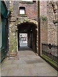 NY9364 : Old Church Passage, Hexham by Derek Voller
