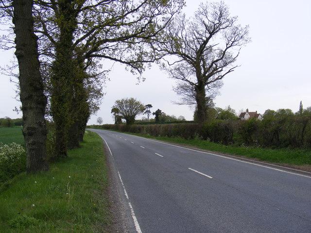 A144 Halesworth Road (Stone Street)