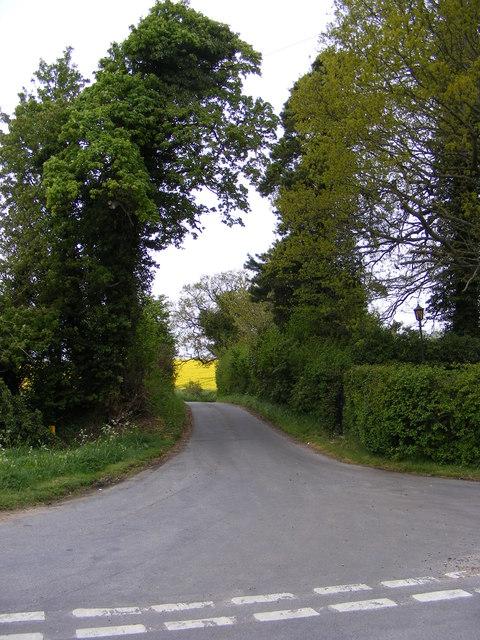 Lodge Road, Ilketshall St.John