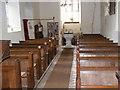 TM3687 : Inside St.John's Church by Geographer