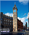 NS5964 : Tolbooth Steeple, Glasgow by Rossographer