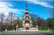 NS5766 : Fountain, Glasgow by Rossographer