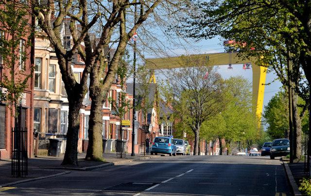 Templemore Avenue, Belfast (2013)
