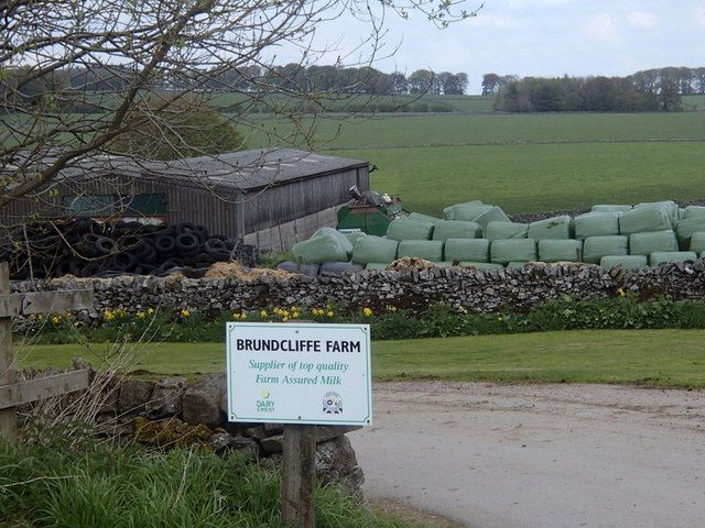 By Brundcliffe Farm