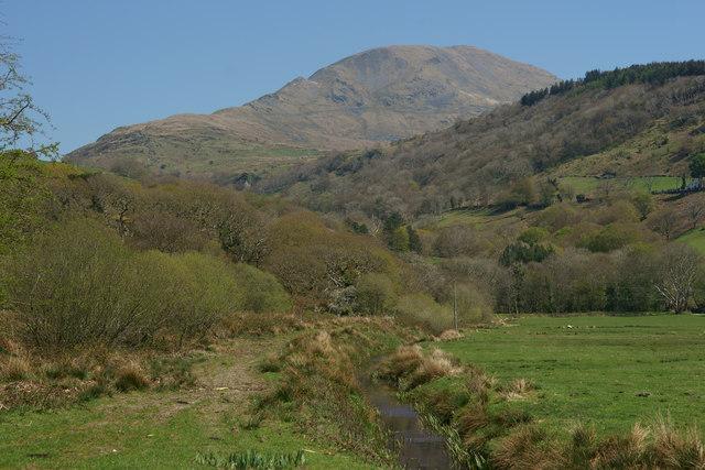 View Towards Moelwyn Mawr, Gwynedd