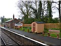 ST1334 : Crowcombe Heathfield Station by Robin Drayton