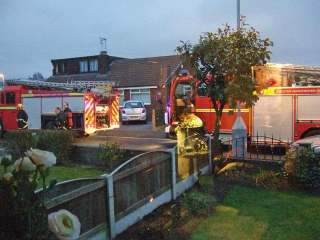 Incident in Coniston Close