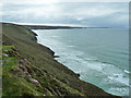 SW6949 : Coast south of Wheal Coates by Robin Webster