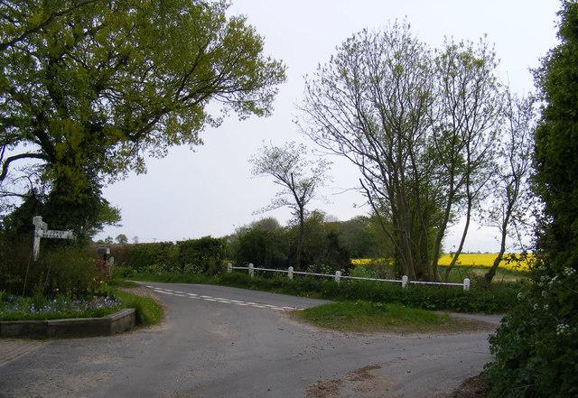 Manor Farm Lane, Ilketshall St.John