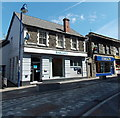 ST1599 : Barclays Bank, Bargoed by Jaggery