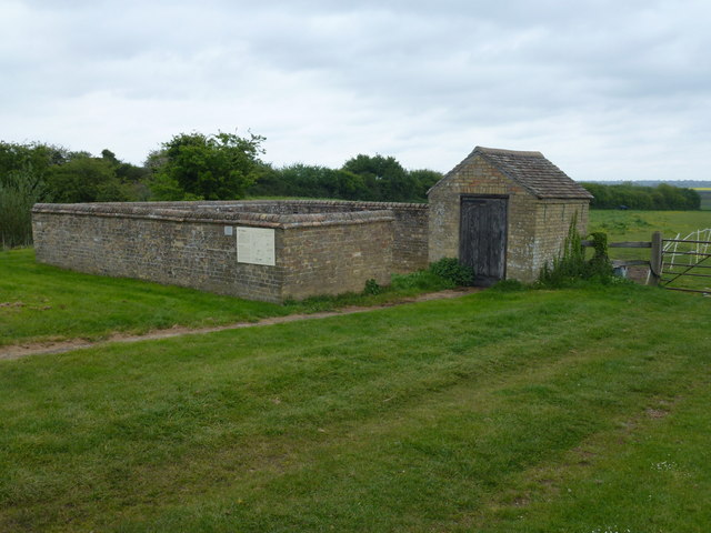 The Pound and Lock-up in Coveney near Ely