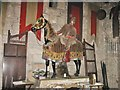 NU0625 : Interior rooms in Chillingham Castle 3 by Derek Voller