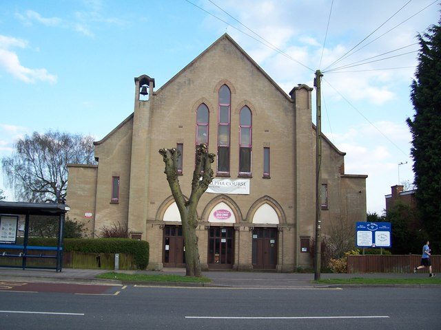 St James's C of E Church, Tile Hill Lane, Coventry